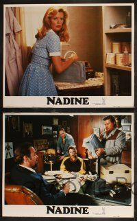 8y441 NADINE 8 LCs '87 Jeff Bridges & Kim Basinger, Glenne Headly, Gwen Verdon!