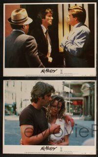 8y458 NO MERCY 8 LCs '86 great images of sexy blonde Kim Basinger & Richard Gere!