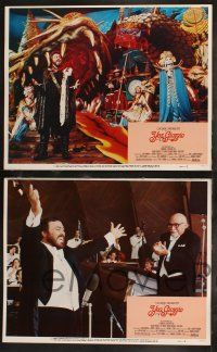 8y684 YES GIORGIO 8 LCs '82 great images of famous opera singer Luciano Pavarotti in title role!