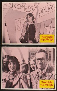 8y686 YOU LIGHT UP MY LIFE 8 LCs '77 Didi Conn, Joseph Brooks directed, reach for a dream!