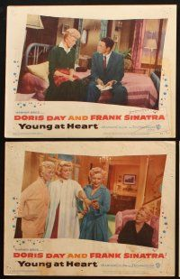 8y773 YOUNG AT HEART 6 LCs '54 Doris Day, Frank Sinatra, Ethel Barrymore, Dorothy Malone!