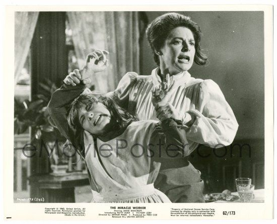 the miracle worker anne bancroft
