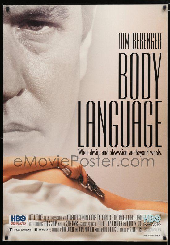 Emovieposter Com 9e762 Body Language Video Poster 95 Tom