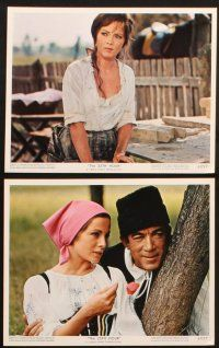 1e006 25th HOUR 12 color 8x10 stills '67 Anthony Quinn fought against both sides in World War II!