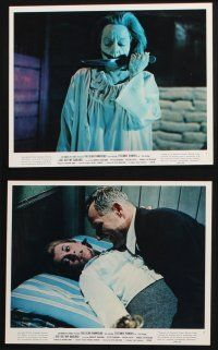 1e028 DIE DIE MY DARLING 11 color 8x10 stills '65 Bankhead, Powers, young Donald Sutherland!