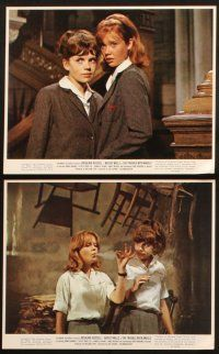 1e032 TROUBLE WITH ANGELS 11 color 8x10 stills '66 great images of Catholic schoolgirl Hayley Mills