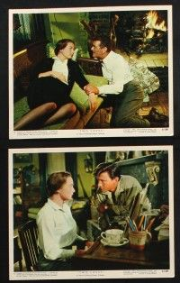 1e026 TWO LOVES 12 color 8x10 stills '61 cool images of Shirley MacLaine, Laurence Harvey!