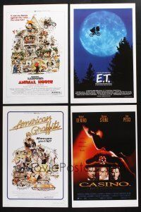 1h080 LOT OF 5 11x17 MASTER PRINT POSTERS FROM UNIVERSAL PICTURES '00s Animal House, E.T. & more!