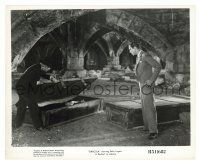 1m302 DRACULA 8.25x10 still R51 wonderful image of coffin containing Lugosi being opened!