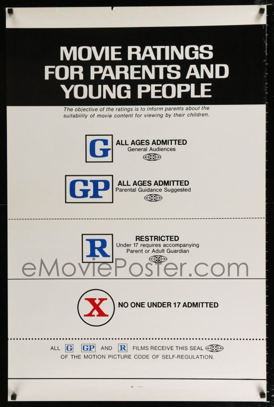parental movie rating guide