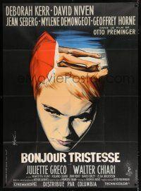 french essays on bonjour tristesse