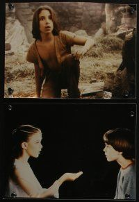 4e048 NEVERENDING STORY 10 color Dutch 8x11 stills '84 Wolfgang Petersen, completely different!