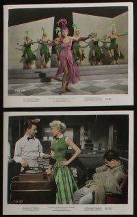 4e056 WALKING MY BABY BACK HOME 10 color 8x10 stills '53 Donald O'Connor, Janet Leigh, Hackett!