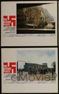 4k027 HIDING PLACE 10 LCs '75 Julie Harris, World War II concentration camp true story!