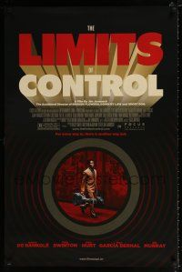 4p027 LIMITS OF CONTROL Swiss '09 Jim Jarmusch directed, Isaach De Bankole!