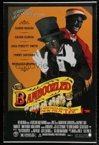 4r066 BAMBOOZLED DS 1sh '00 Spike Lee, Damon Wayans, great blackface images!