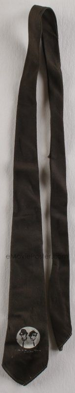 4s080 BLUES BROTHERS 3x48 necktie '80 impress your friends with this stylish accessory!