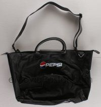 4s071 PEPSI gold 14x23 duffel bag '04 from the ShoWest 30th anniversary!