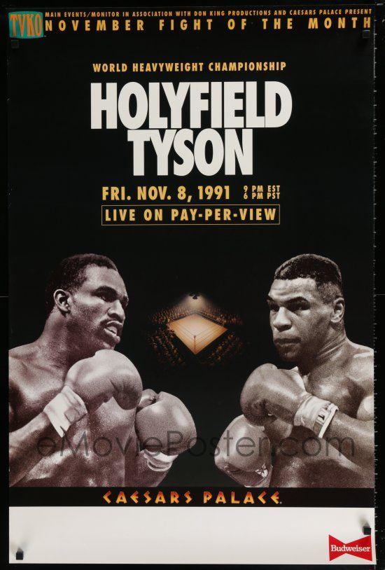 J boxing poster