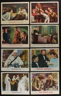 5a032 LOT OF 56 1960s-70s MGM LOBBY CARDS '60s-70s great scenes from a variety of movies!