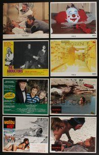 5a045 LOT OF 80 1970s-90s LOBBY CARDS '70s-90s great scenes from a variety of different movies!