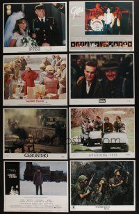 5a070 LOT OF 45 SETS OF 8 LOBBY CARDS '70s complete sets from a variety of movies!