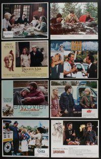 5a075 LOT OF 23 1980s SETS OF 8 LOBBY CARDS '80s complete sets from a variety of movies!