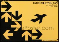5b002 CATCH ME IF YOU CAN Bulgarian '02 DiCaprio, Hanks, different Svetlana Stoyanova art!