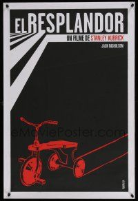 5b063 SHINING Cuban R09 Stephen King & Stanley Kubrick horror masterpiece, Raupa tricycle art!
