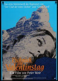 5b016 PICNIC AT HANGING ROCK German R89 Peter Weir classic about vanishing schoolgirls!