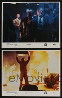 5g042 ALIEN NATION 8 LCs '88 James Caan, Mandy Patinkin, Terence Stamp, sci-fi!