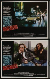 5g067 BAD BOYS 8 LCs '83 Sean Penn, Reni Santoni, Ally Sheedy, Richard Rosenthal!