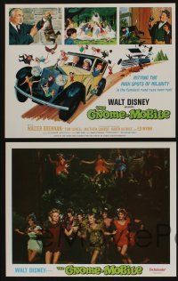 5g021 GNOME-MOBILE 9 LCs R76 Walt Disney fantasy, Walter Brennan, Tom Lowell, Matthew Garber!