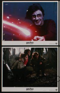 5g010 HARRY POTTER & THE GOBLET OF FIRE 10 LCs '05 Daniel Radcliffe, Emma Watson, Rupert Grint!