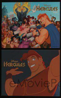 5g005 HERCULES 12 LCs '97 Walt Disney Ancient Greece fantasy cartoon, great images!