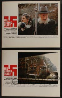 5g011 HIDING PLACE 10 LCs '75 Julie Harris, World War II concentration camp true story!