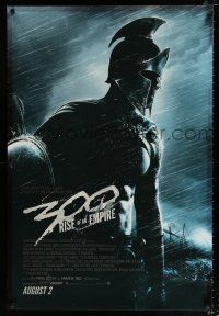 6k010 300: RISE OF AN EMPIRE August 2 advance DS 1sh '14 Sullivan Stapleton, sword & sandal!