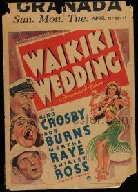 Bing crosby waikiki wedding