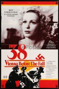 7h018 '38 1sh '88 Wolfgang Gluck's '38 - Auch das we Wien, Vienna Before the Fall!