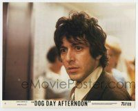 7m037 DOG DAY AFTERNOON 8x10 mini LC #4 '75 best close up of Al Pacino, Sidney Lumet classic!
