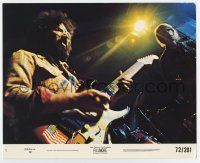 7m041 FILLMORE 8x10 mini LC #5 '72 best c/u of Jerry Garcia performing with The Grateful Dead!