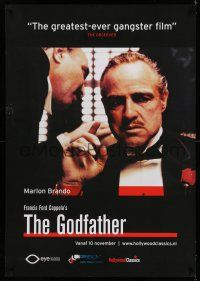 7p014 GODFATHER Dutch R11 Francis Ford Coppola crime classic, greatest ever gangster film!