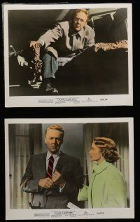 7s032 23 PACES TO BAKER STREET 10 color 8x10 stills '56 great images of Van Johnson & Vera Miles!
