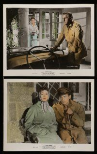 7s038 HARRY BLACK & THE TIGER 10 color 8x10 stills '58 Stewart Granger, Barbara Rush, Anthony Steel