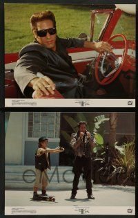 7w025 ADVENTURES OF FORD FAIRLANE 8 color 11x14 stills '90 Andrew Dice Clay, Wayne Newton!