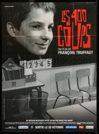 8b027 400 BLOWS French 1p R04 Jean-Pierre Leaud as young Francois Truffaut, different image!