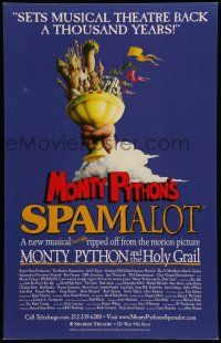8b067 MONTY PYTHON'S SPAMALOT stage play WC '05 sets the musical theatre back a thousand years!