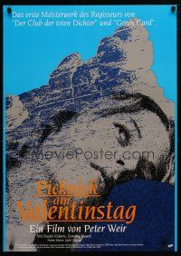 8t020 PICNIC AT HANGING ROCK German R89 Peter Weir classic about vanishing schoolgirls!