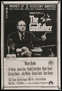 8t012 GODFATHER revised Indian '72 Marlon Brando & Al Pacino in Francis Ford Coppola crime classic!
