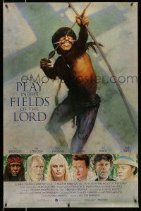 8w045 AT PLAY IN THE FIELDS OF THE LORD int'l 1sh '91 Tom Berenger, John Lithgow, Daryl Hannah
